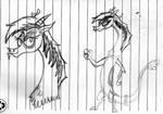 Eris/Discordia Sketch