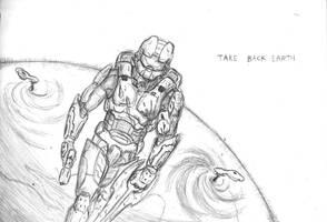 HALO 3: Take Back Earth