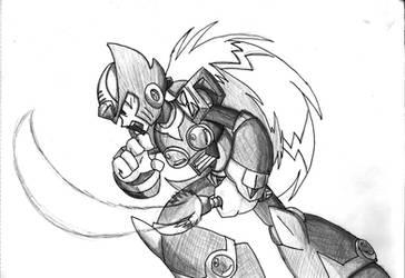 Zero Battle by xscaralienx