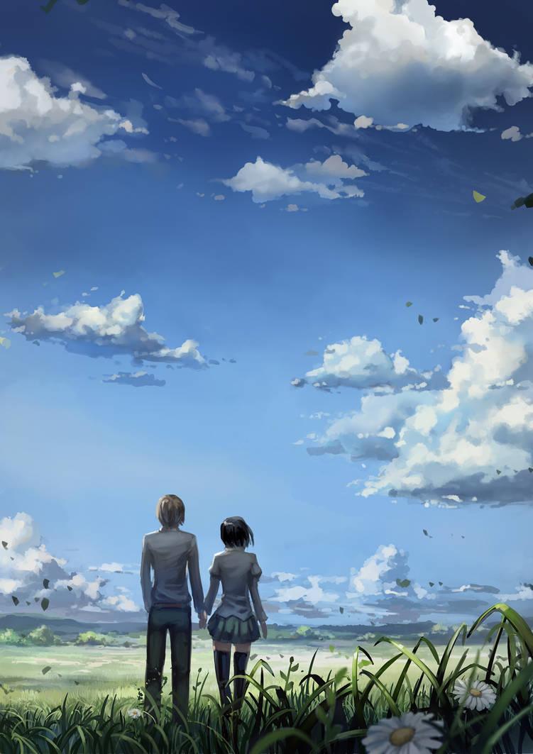 Defective sky