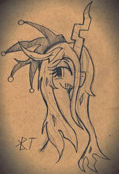 Queen Chrysalis by Bluetooth-ArtPony