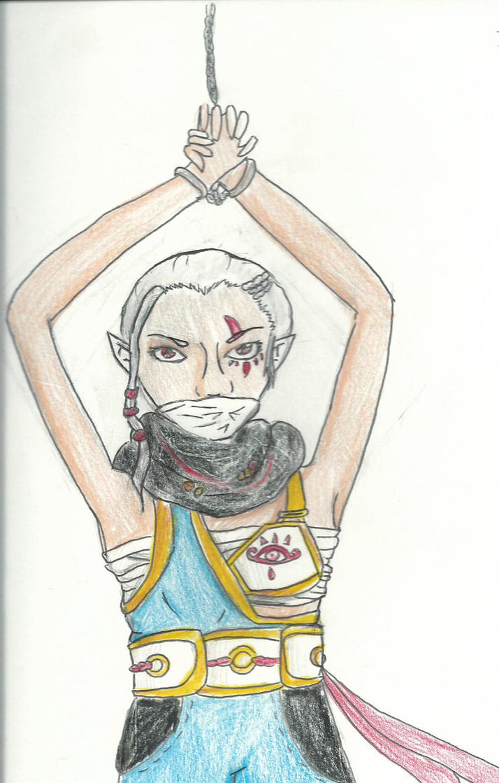 Impa commission by Freak-of-Games