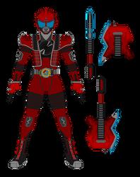 Kamen Rider Genre: Rock Rhythm! by TrackerZero