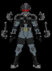 Kamen Rider Genre: Punk Rhythm! by TrackerZero