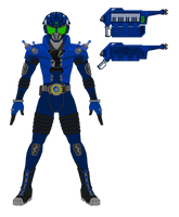 Kamen Rider Genre: Electro Rhythm! by TrackerZero