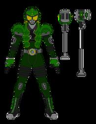 Kamen Rider Genre: Rap Rhythm! by TrackerZero