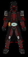 Kamen Rider Akutou Ripper Damashii