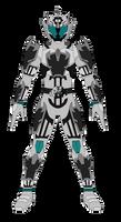 Kamen Rider Ganger Youkyoku Damashii by TrackerZero