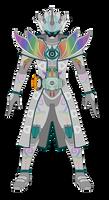 Kamen Rider Ganger Nirvana Damashii by TrackerZero