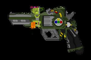 KR Chamber F.P.S. Gamer Level 2 by TrackerZero