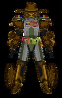 KR Chamber Western F.P.S. Gamer Level 3 by TrackerZero