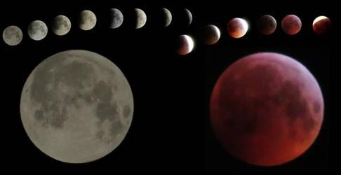 Blood Moon Rising by Cymoth