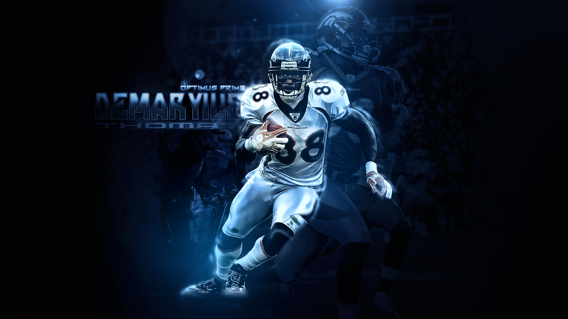 demaryius thomas wallpaper
