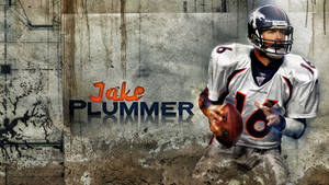 Jake Plummer Wallpaper by DenverSportsWalls