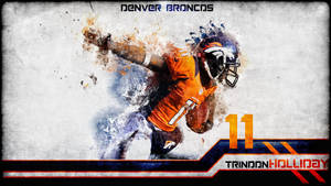Trindon Holliday Wallpaper by DenverSportsWalls