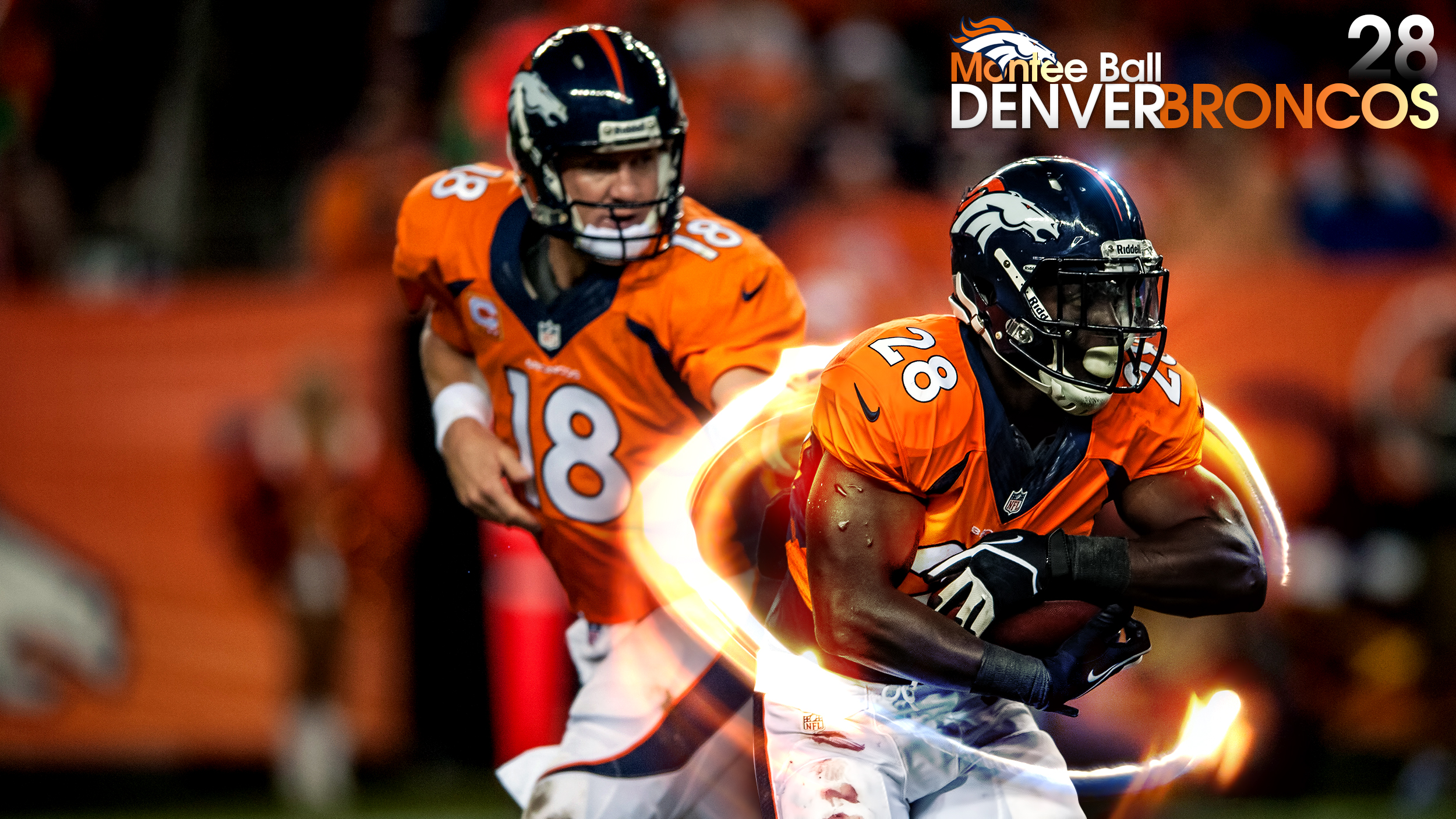 Denver broncos von miller wallpaper miller was drafted by the dec 23 2013 englewood colo chaos has become the norm for the denver broncos voltagebd Gallery
