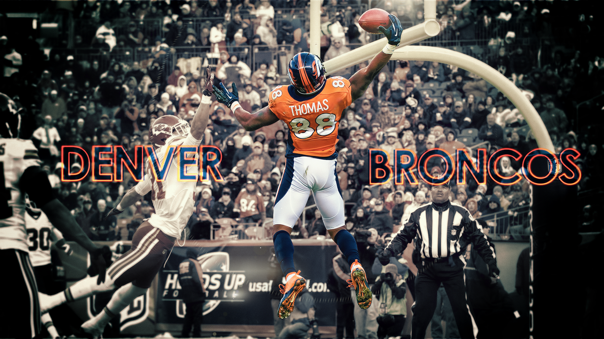 Demaryius thomas denver broncos wallpaper by denversportswalls on demaryius thomas denver broncos wallpaper by denversportswalls voltagebd Images