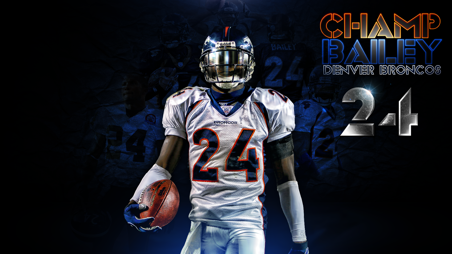 Housh's Wallpaper Gallery - Page 7Demaryius Thomas Wallpaper