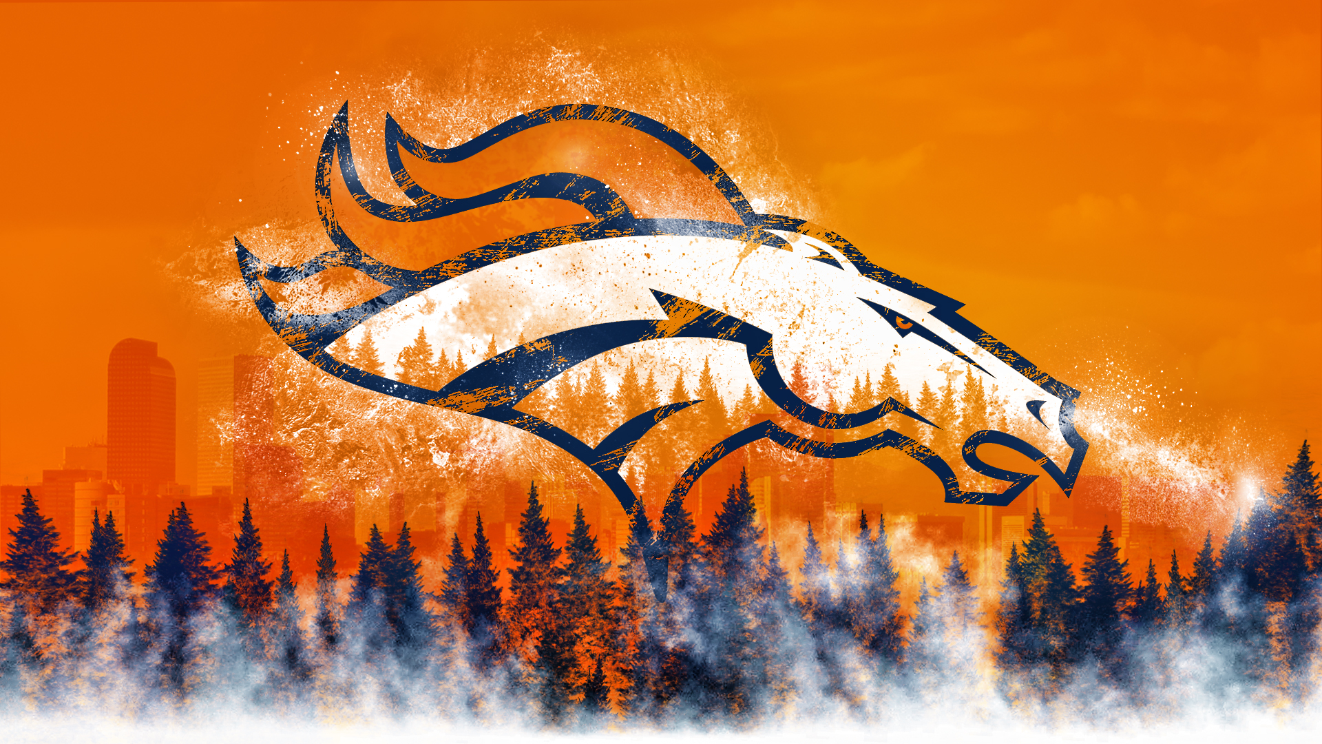 Housh 39 s wallpaper gallery page 8 - Denver broncos background ...
