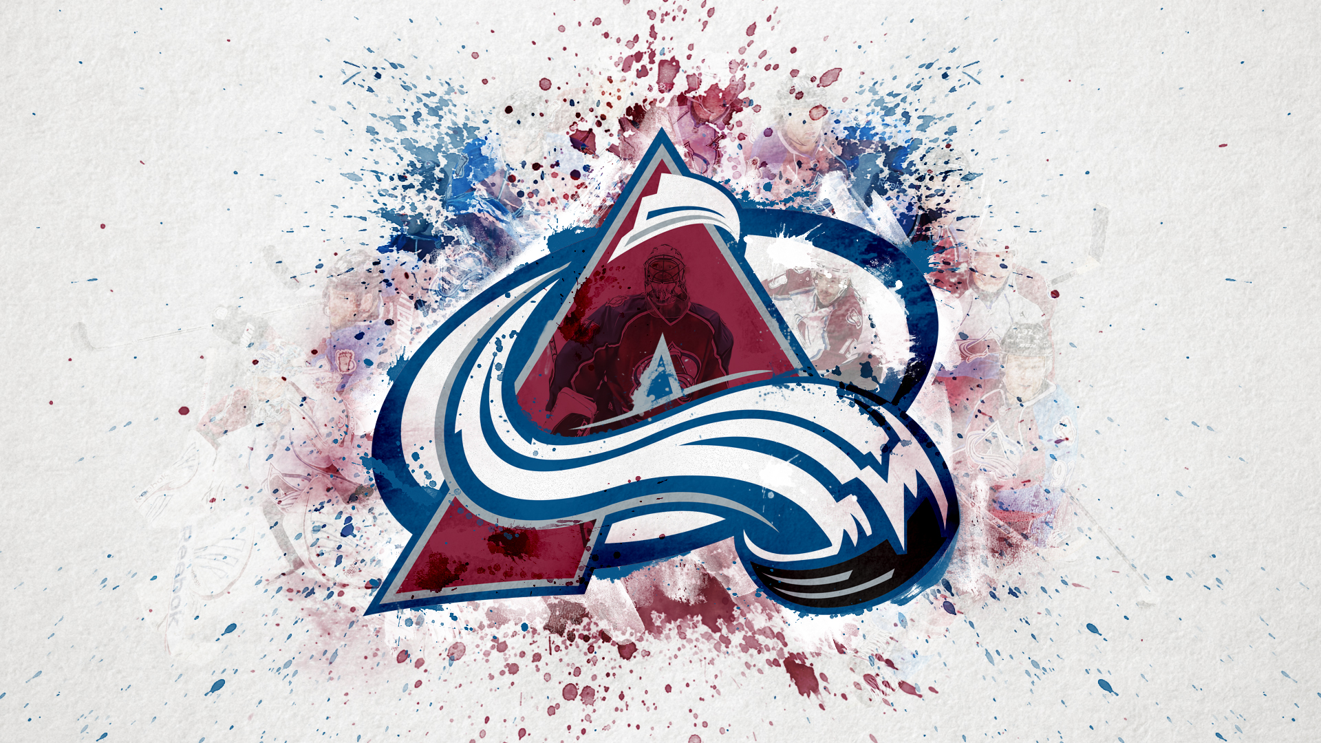 Colorado avalanche team wallpaper