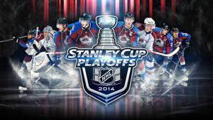 Colorado Avalanche NHL Playoffs 2014 Wallpaper