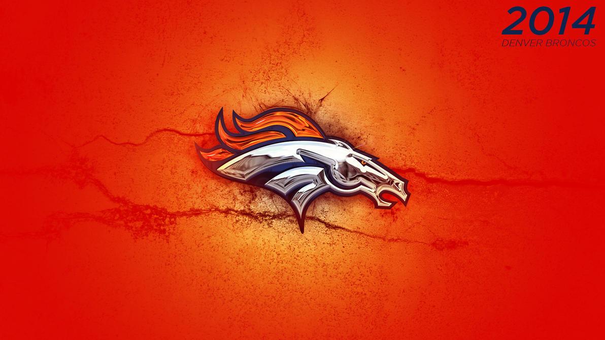 Orange 2014 Denver Broncos Wallpaper By DenverSportsWalls