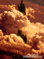 The Dark Tower by Armindoww