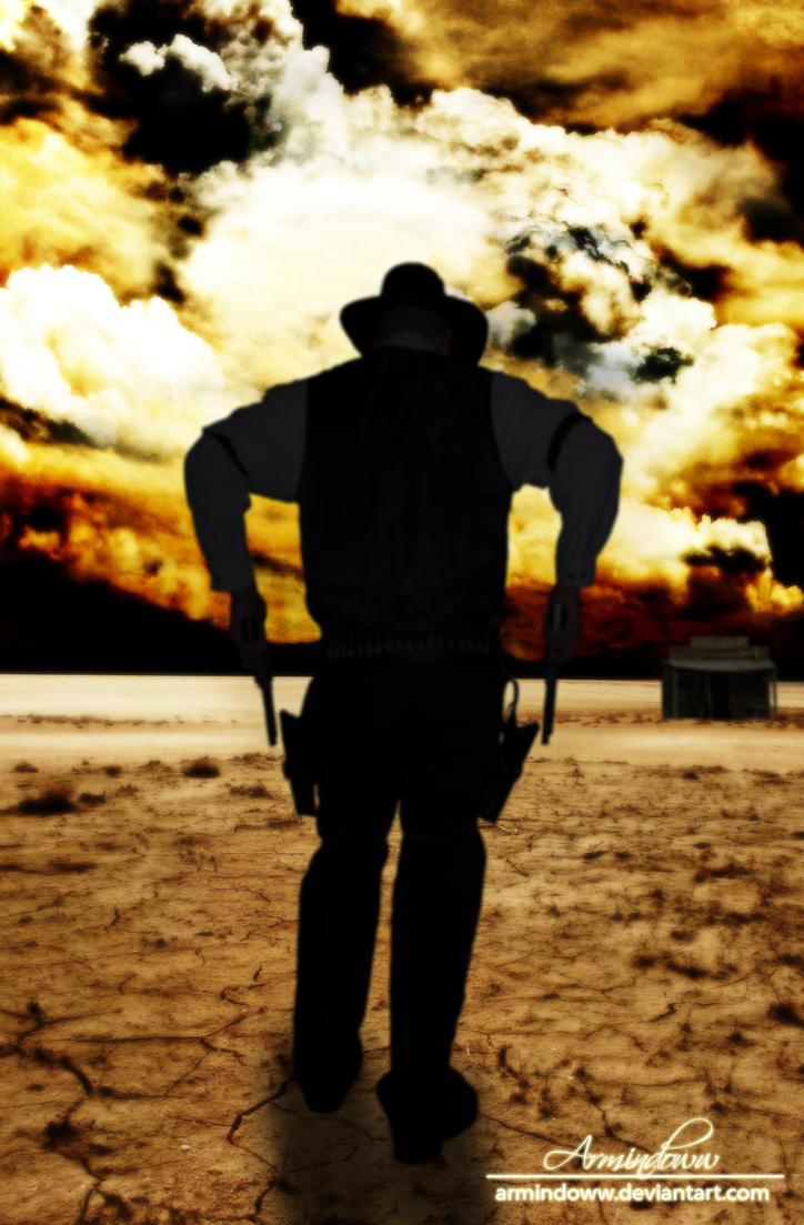 Vol. I - The Gunslinger by Armindoww