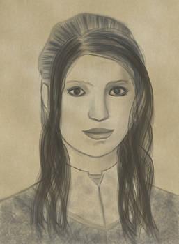 Rhianna Cousland, Age 14