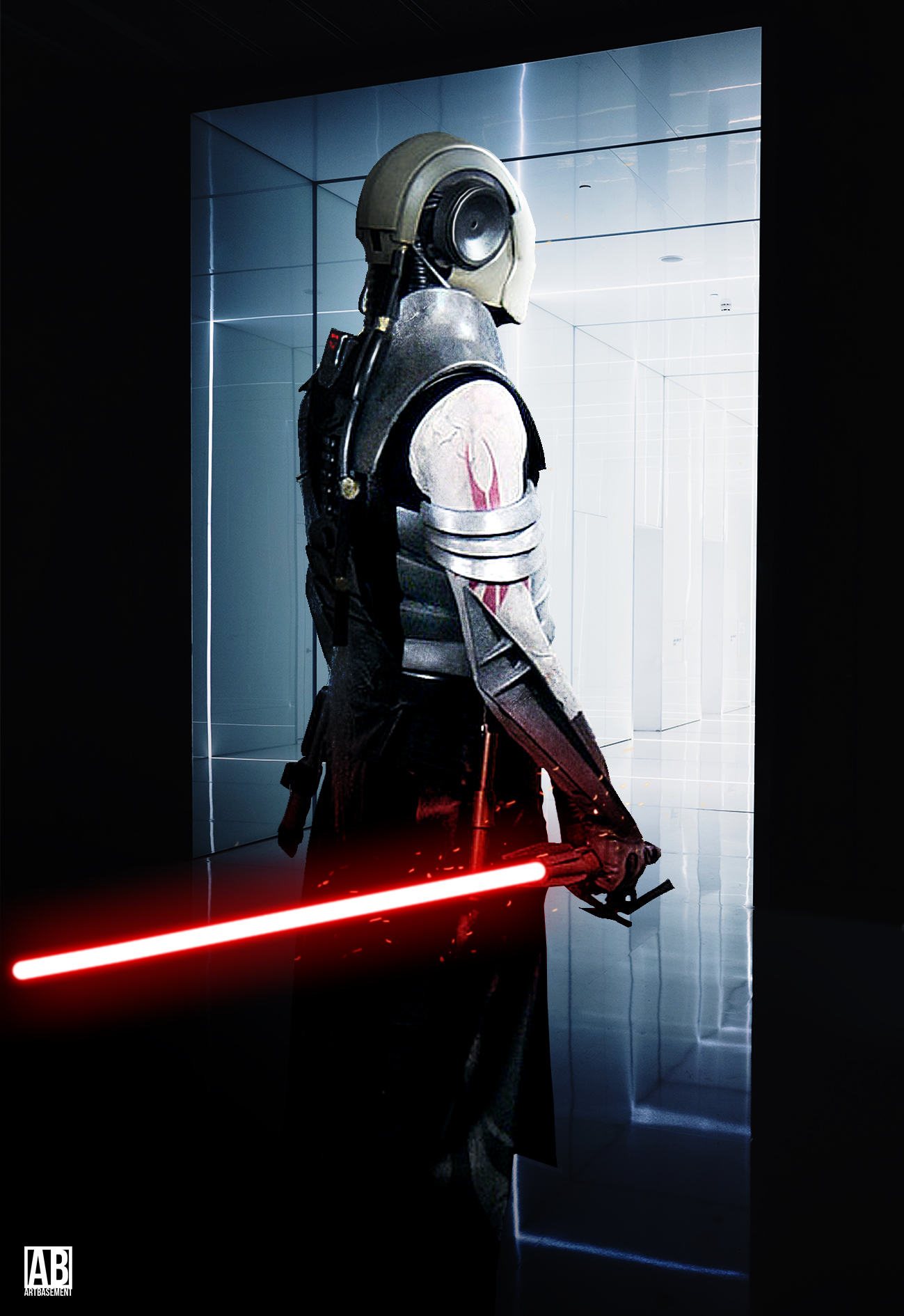 star wars sith stalker lightsaber pictures to pin on