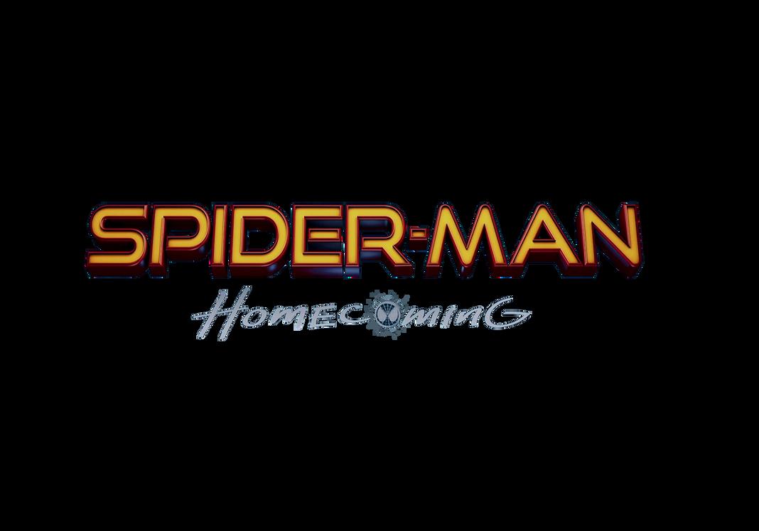 Spiderman Homecoming - Logo by ArtBasement