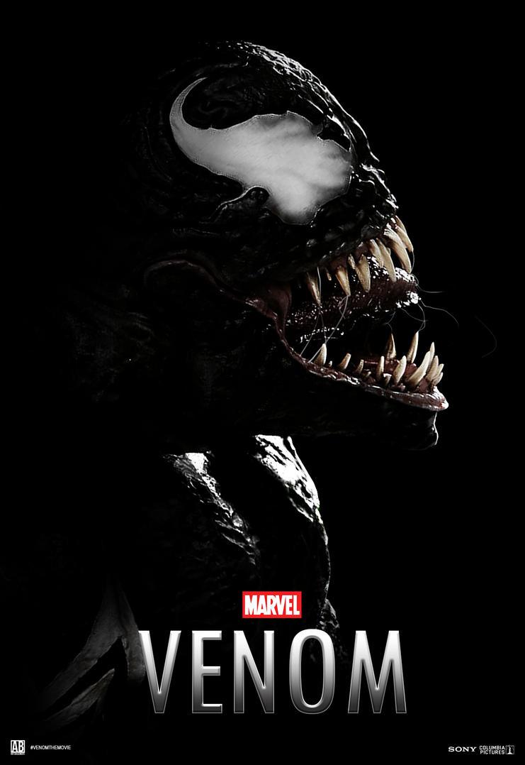 Venom - Poster by ArtBasement