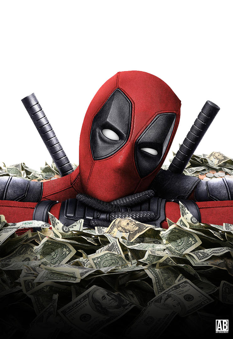 Deadpool - Poster by ArtBasement