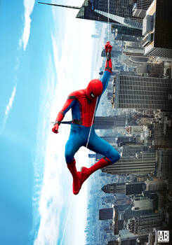 Spider Man Homecoming - Poster