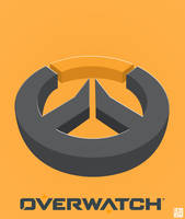 Overwatch - Poster by ArtBasement