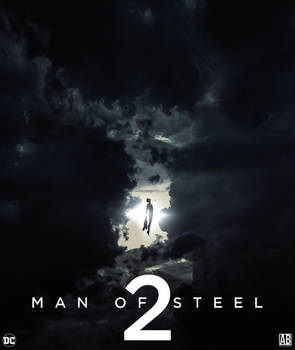 Man Of Steel 2 - Poster