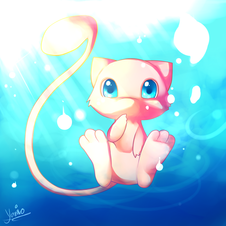 Image result for cute mew