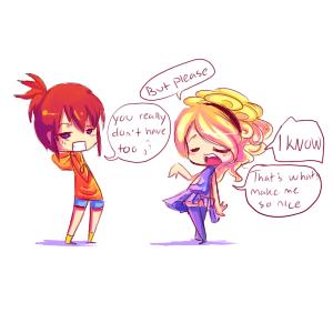 Seriously by Yamio