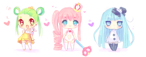 ADOPTABLES AUCTION [CLOSED]
