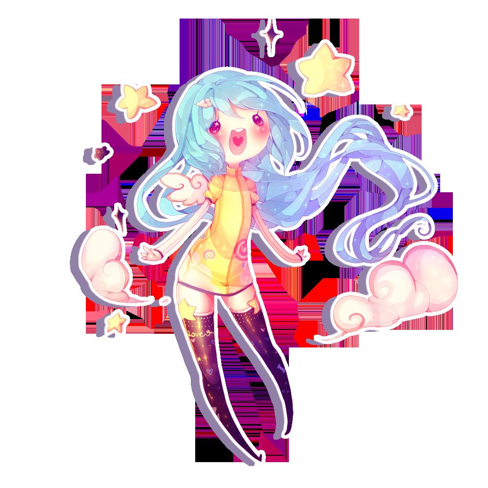 HAPPY HAPPY STAR by Yamio