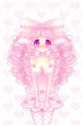 Sweet Princess + SPEEDPAINT by Yamio