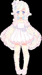 Custom: UTAU Pomikko by Yamio