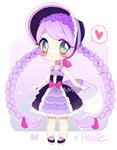Lavendel Raccoon Annie [AUCTION] CLOSED