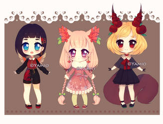 Fall Annies [Auction] CLOSED