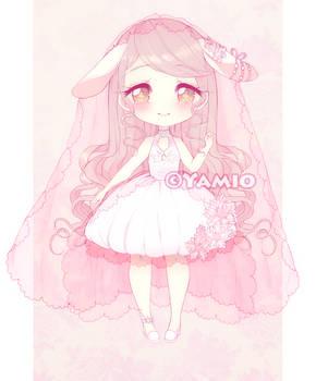 (F)Lorida Rabbit Baby breath Anemonella Annie