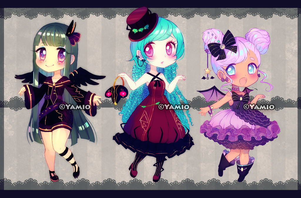 Halloween Annies 2016 [AUCTION] Closed