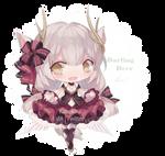 Annie Day 03 Caribou Deer [SOLD]