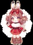 Annie Day 06 Snowshoe Hare!