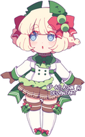 Annie Day 05 Mistletoe! by Yamio