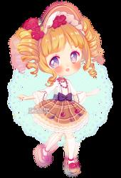 Day 5 - Royal Ann cherry by Yamio